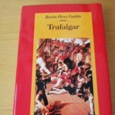 Libros de segunda mano: TRAFALGAR (BENITO PÉREZ GALDÓS) CÍRCULO DE LECTORES. Lote 157913486