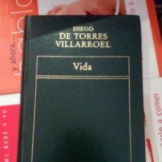 Livros em segunda mão: VIDA, DIEGO TORRES VILLARROEL, ED. ORBIS. Lote 158371878