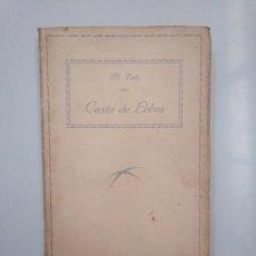 Libros de segunda mano: CASTA DE LOBOS. M. DELLY. EDITORIAL PUEYO. TDK377A. Lote 158392562