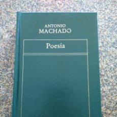 Libros de segunda mano: POESIA --ANTONIO MACHADO -- ORBIS 1982 - . Lote 158428078