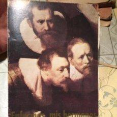 Libros de segunda mano: ANTIGUO LIBRO ENFERMO MIS HERMANOS POR AMADO SÁEZ DE IBARRA AÑO 1978. Lote 158481338