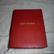 Libros de segunda mano: EMILIA PARDO BAZAN OBRAS COMPLETAS TOMO I.-NOVELAS Y CUENTOS.EDICIONES AGUILAR.-1973.-4ª EDICION. Lote 158814558