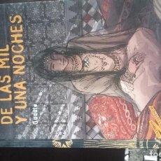 Libros de segunda mano: CUENTOS DE LAS MIL Y UNA NOCHE - GUDULE - ILUSTRADO ANAYA 2005. Lote 158955318