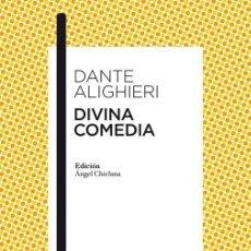 Libros de segunda mano: DIVINA COMEDIA. - ALIGHIERI, DANTE.. Lote 159004356