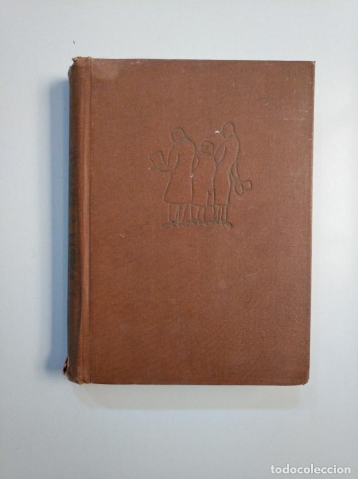 PEQUEÑO HOMBRE,GRANDE HOMBRE, Y VUELTA A EMPEZAR. HANS FALLADA. TDK377A (Libros de Segunda Mano (posteriores a 1936) - Literatura - Narrativa - Otros)