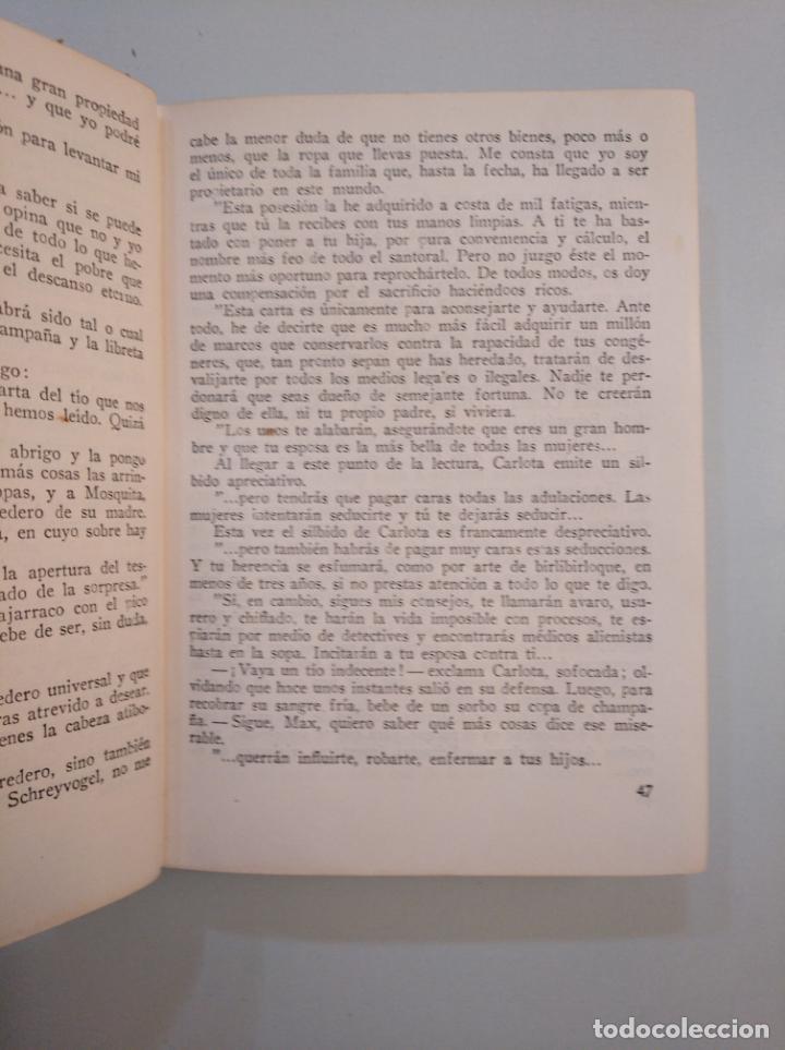 Libros de segunda mano: PEQUEÑO HOMBRE,GRANDE HOMBRE, Y VUELTA A EMPEZAR. HANS FALLADA. tdk377a - Foto 2 - 159099418