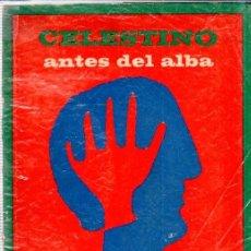 Libros de segunda mano: CELESTINO ANTES DEL ALBA. REINALDO ARENAS. 1967. EDICIONES UNION. VER. PERFECTO ESTADO. 1º EDICION. Lote 159202638