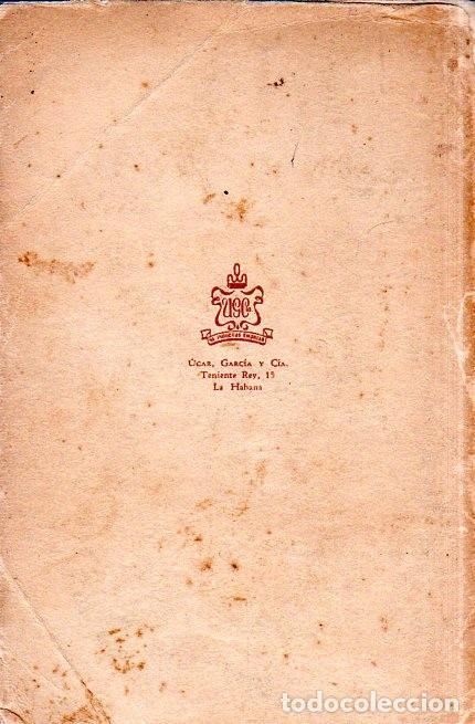 Libros de segunda mano: VIAJE A LA SEMILLA. ALEJO CARPENTIER. LA HABANA, 1944. CON DEDICATORIA Y FIRMA DEL AUTOR. - Foto 7 - 159218898