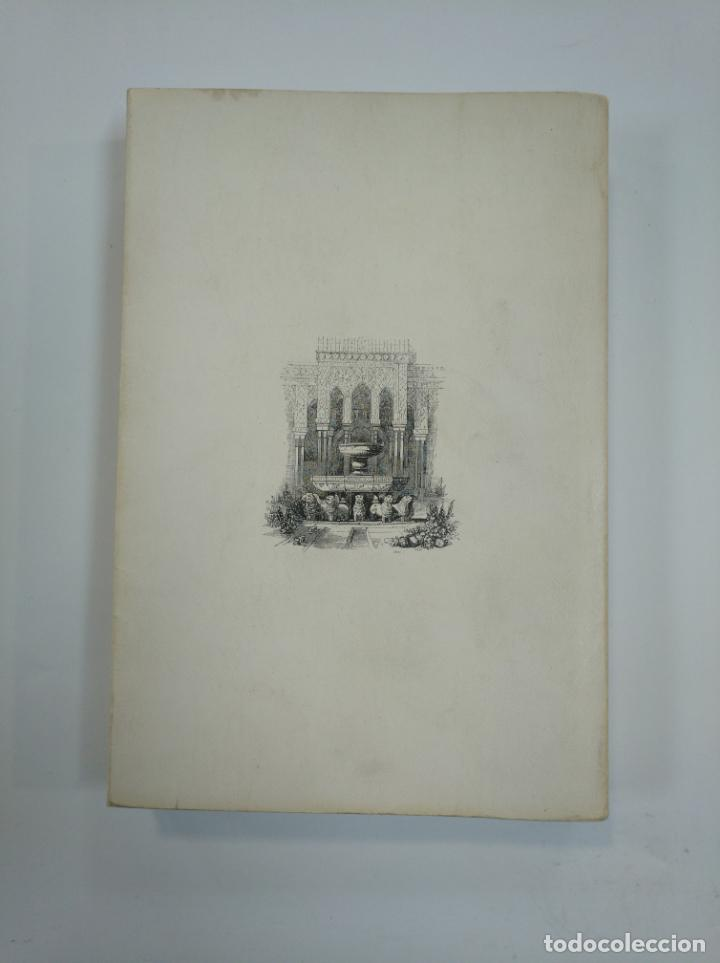 Libros de segunda mano: CUENTOS DE ALHAMBRA. WASHINGTON IRVING. TDK383 - Foto 2 - 159562222