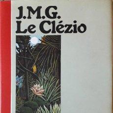 Libros de segunda mano: EL BUSCADOR DE ORO.J.M.G. LE CLÉZIO. Lote 159912242