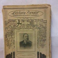 Libros de segunda mano: STQ.F UBACH.ROMANCER CATALA.LECTURA POPULAR.BRUMART TU LIBRERIA.. Lote 159929626