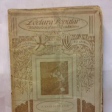 Libros de segunda mano: STQ.E SOLER.LA NAU.LECTURA POPULAR.BRUMART TU LIBRERIA.. Lote 159931074