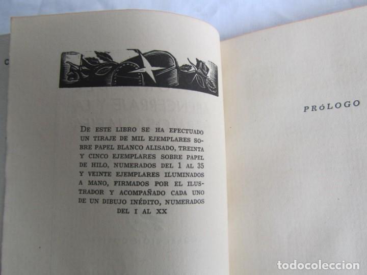Libros de segunda mano: Historia del Abencerraje y la hermosa Jirafa. Colección Colibrí 1941 - Foto 7 - 160356750