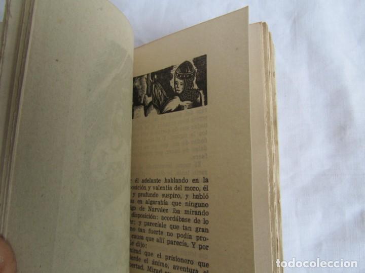 Libros de segunda mano: Historia del Abencerraje y la hermosa Jirafa. Colección Colibrí 1941 - Foto 9 - 160356750