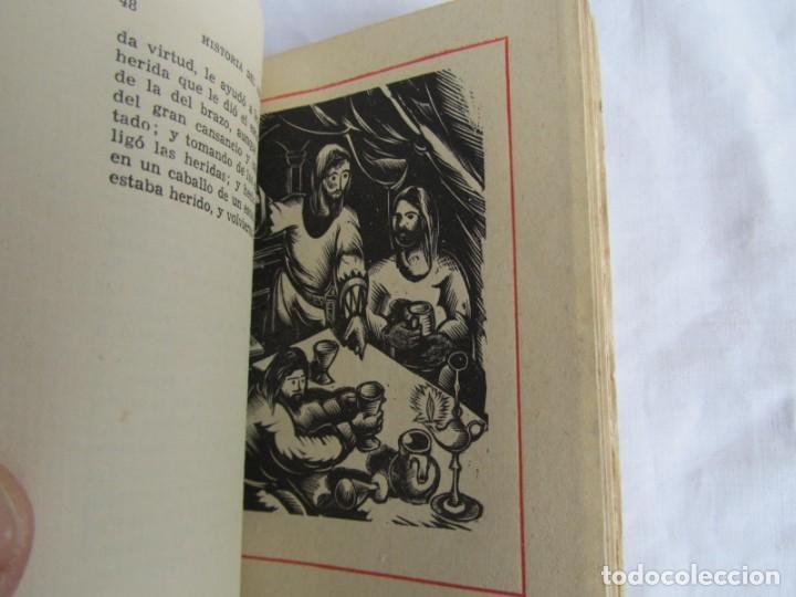 Libros de segunda mano: Historia del Abencerraje y la hermosa Jirafa. Colección Colibrí 1941 - Foto 10 - 160356750