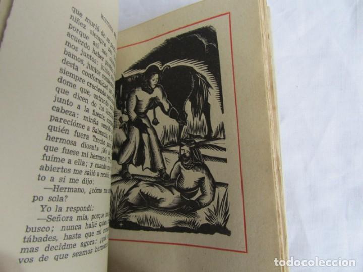 Libros de segunda mano: Historia del Abencerraje y la hermosa Jirafa. Colección Colibrí 1941 - Foto 11 - 160356750