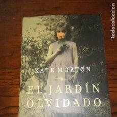 Libros de segunda mano: EL JARDIN OLVIDADO - KATE MORTON.. Lote 160372534