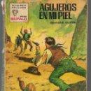 Libros de segunda mano: BÚFALO. Nº 913. AGUJEROS EN MI PIEL . DONALD CURTIS. BRUGUERA. 1971.(P/C44). Lote 160375482