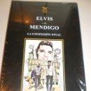 Libros de segunda mano: JOSÉ Mª LEBRERO VECINO. ELVIS Y EL MENDIGO. LA CONFESIÓN FINAL (PRECINTADO Y NUEVO ISBN 978-84-9243). Lote 160525070