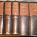 Libros de segunda mano: LAS MEJORES NOVELAS DE LA LITERATURA UNIVERSAL. 22 TOMOS. COMPLETA EN ESTUCHE CUPSA 1984 (SEMINUEVO). Lote 160637542