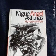 Libros de segunda mano: HOMBRES DE MAÍZ. MIGUEL ÁNGEL ASTURIAS. Lote 160753582
