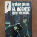 Libros de segunda mano: EL AGENTE CONFIDENCIAL (GRAHAM GREENE) EDICIONES G.P.. Lote 161234230