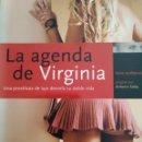 Libros de segunda mano: LA AGENDA DE VIRGINIA. UNA PROSTITUTA DE LUJO DESVELA SU DOBLE VIDA SERIE CONFIDENCIAL. COLECCIÓN P. Lote 161383785