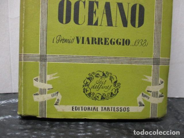 Libros de segunda mano: Vittorio G. Rossi, Oceano, 1942 - Foto 2 - 213445701