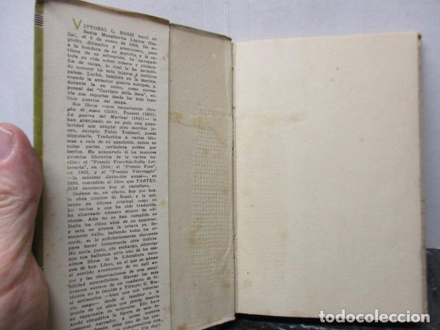 Libros de segunda mano: Vittorio G. Rossi, Oceano, 1942 - Foto 7 - 213445701