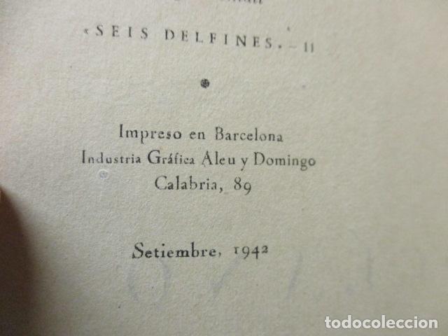 Libros de segunda mano: Vittorio G. Rossi, Oceano, 1942 - Foto 10 - 213445701