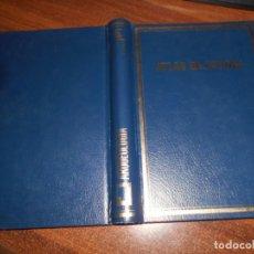 Libros de segunda mano: ATLAS DE LETRAS - ARQUEOLOGÍA - EDICIONES JOVER 1982- MUCHAS FOTOS. Lote 161721646