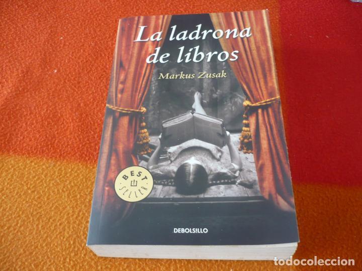 LA LADRONA DE LIBROS ( MARKUS ZUSAK ) (Libros de Segunda Mano (posteriores a 1936) - Literatura - Narrativa - Otros)