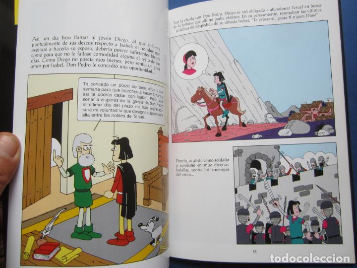 Libros de segunda mano: los amantes de teruel , javier rubio , primera edicion 2002 - Foto 4 - 244493195