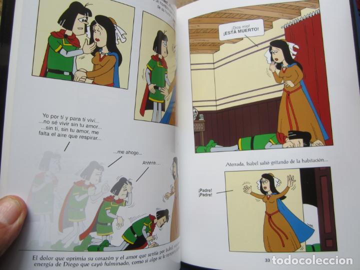 Libros de segunda mano: los amantes de teruel , javier rubio , primera edicion 2002 - Foto 5 - 244493195
