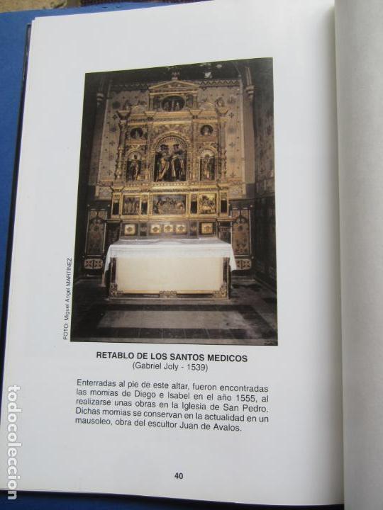 Libros de segunda mano: los amantes de teruel , javier rubio , primera edicion 2002 - Foto 6 - 244493195