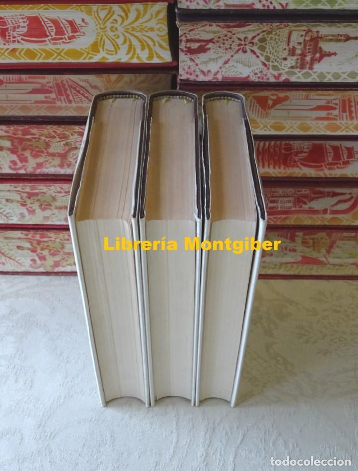 Libros de segunda mano: A LA RECHERCHE DU TEMPS PERDU . ( 3 Tomes ) . Autor : Proust, Marcel - Foto 3 - 161881638