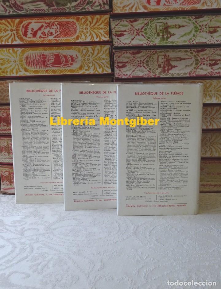 Libros de segunda mano: A LA RECHERCHE DU TEMPS PERDU . ( 3 Tomes ) . Autor : Proust, Marcel - Foto 4 - 161881638