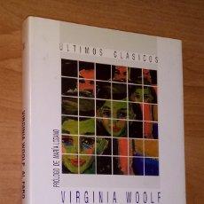 Libros de segunda mano: VIRGINIA WOOLF - AL FARO - DEBATE, 1995. Lote 57076207