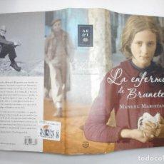 Libros de segunda mano: MANUEL MARISTANY LA ENFERMERA DE BRUNETE Y93800. Lote 162039394