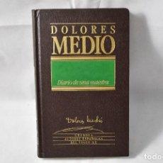 Libros de segunda mano: DIARIO DE UNA MAESTRA, MEDIO, DOLORES. Lote 162796590