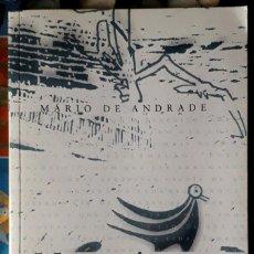 Libros de segunda mano: MÁRIO DE ANDRADE . MACUNAÍMA, UN HÉROE SIN CARÁCTER. Lote 162983334