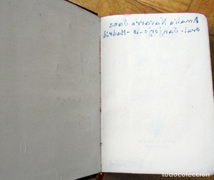 "Libros de segunda mano: Crisol 57. Especial, Obras Morales o Religiosas. Edicion ""B""- Imitación de Cristo, Aguilar.1946 - Foto 7 - 163081274"