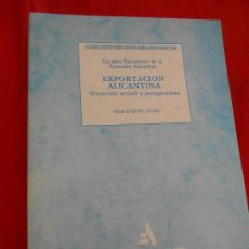 Libros de segunda mano: EXPORTACION ALICANTINA. Lote 163343538