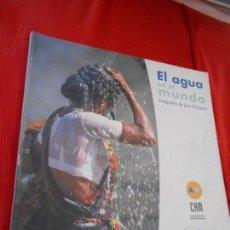 Libros de segunda mano: EL AGUA EN EL MUNDO. Lote 163347174