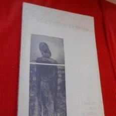 Libros de segunda mano: ALMA Y OTROS POEMAS. Lote 163347322