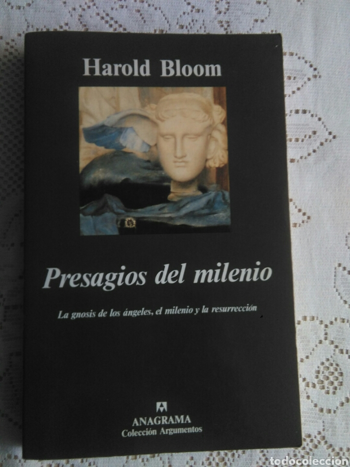 PRESAGIOS DEL MILENIO. HAROLD BLOOM (Libros de Segunda Mano (posteriores a 1936) - Literatura - Narrativa - Otros)