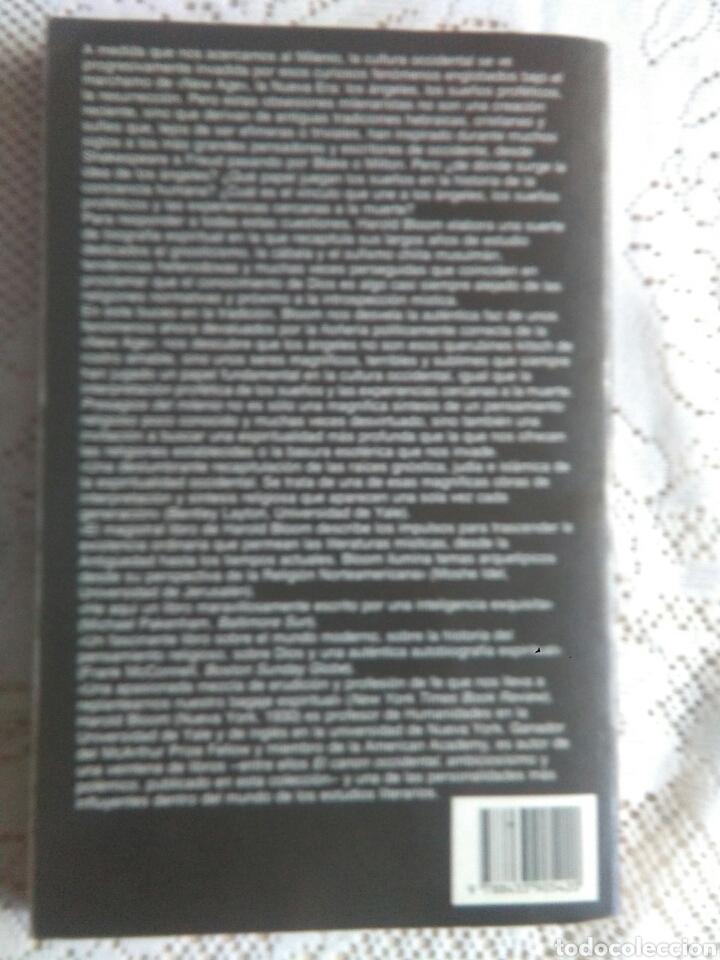 Libros de segunda mano: Presagios del milenio. Harold Bloom - Foto 2 - 163483550