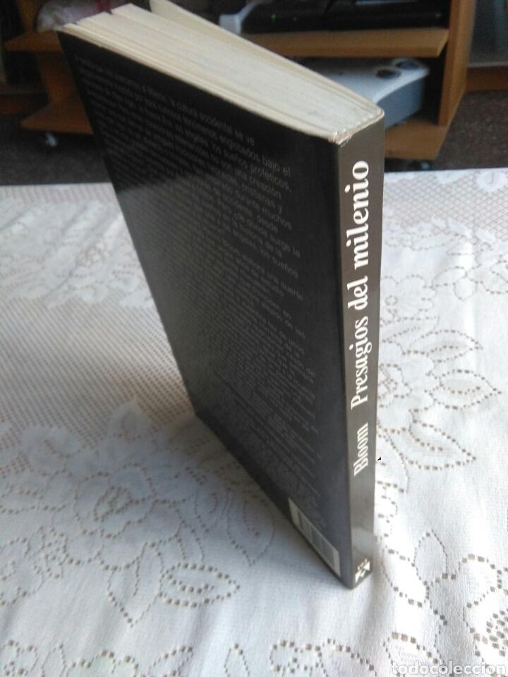 Libros de segunda mano: Presagios del milenio. Harold Bloom - Foto 4 - 163483550