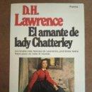Libros de segunda mano: EL AMANTE DE LADY CHATTERLEY (D. H. LAWRENCE) PLANETA. Lote 163537766
