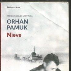 Libros de segunda mano: ORHAN PAMUK. NIEVE. DEBOLSILLO. Lote 164665968